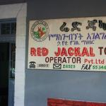 Red Jackal Tours, Addis Ababa